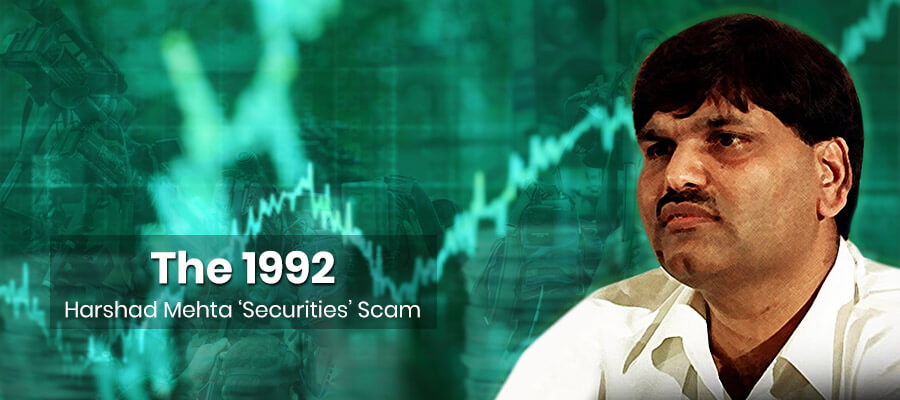 Scam 1992 Harshad Mehta Stock Market Scam