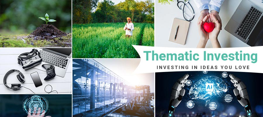 What are Thematic funds